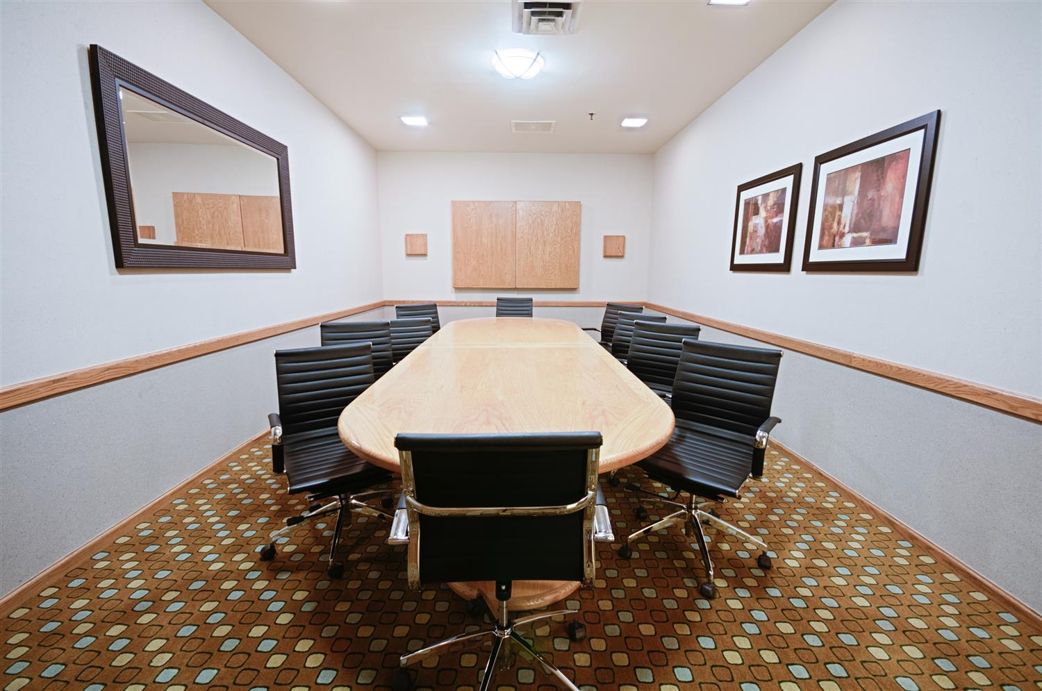 Meeting Facilities - Best Western Plus Plaza Hotel Longmont