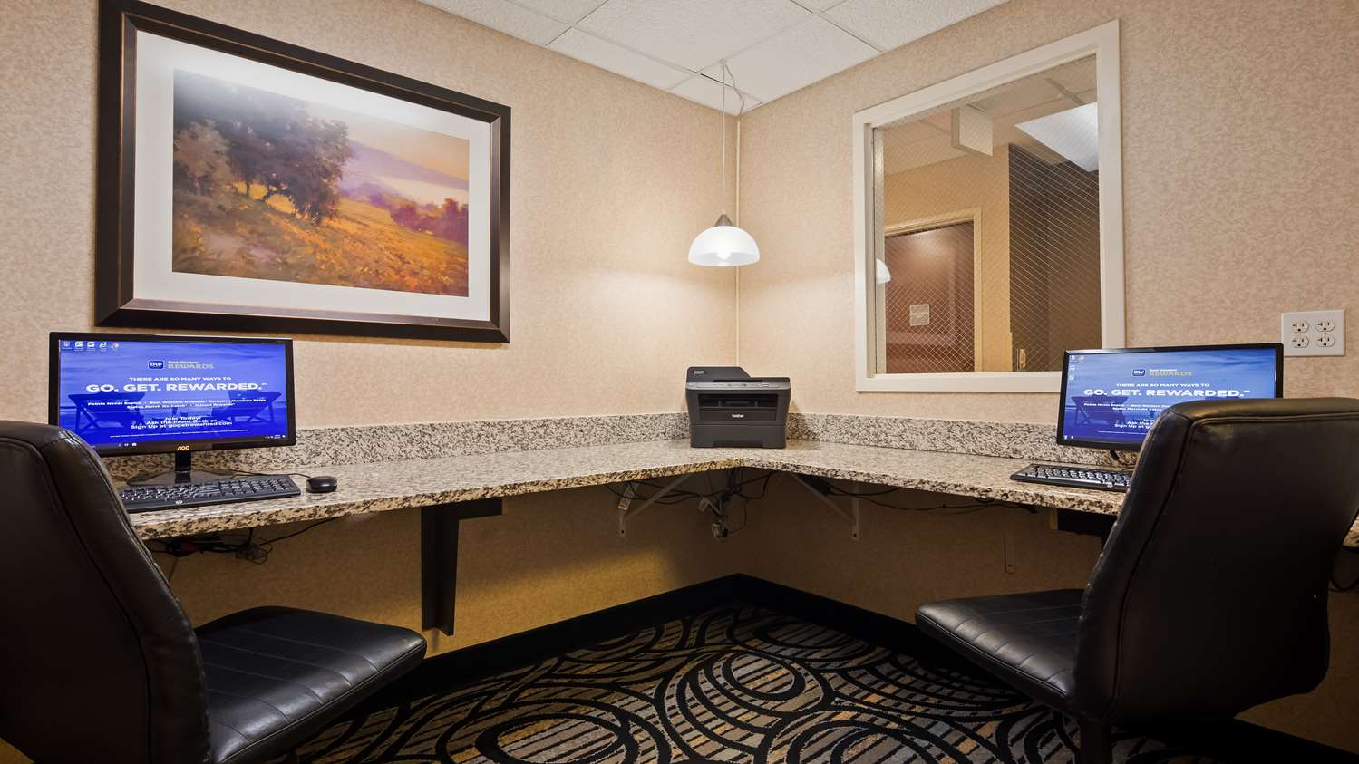Conference Area - Best Western Plus Louisville Inn & Suites