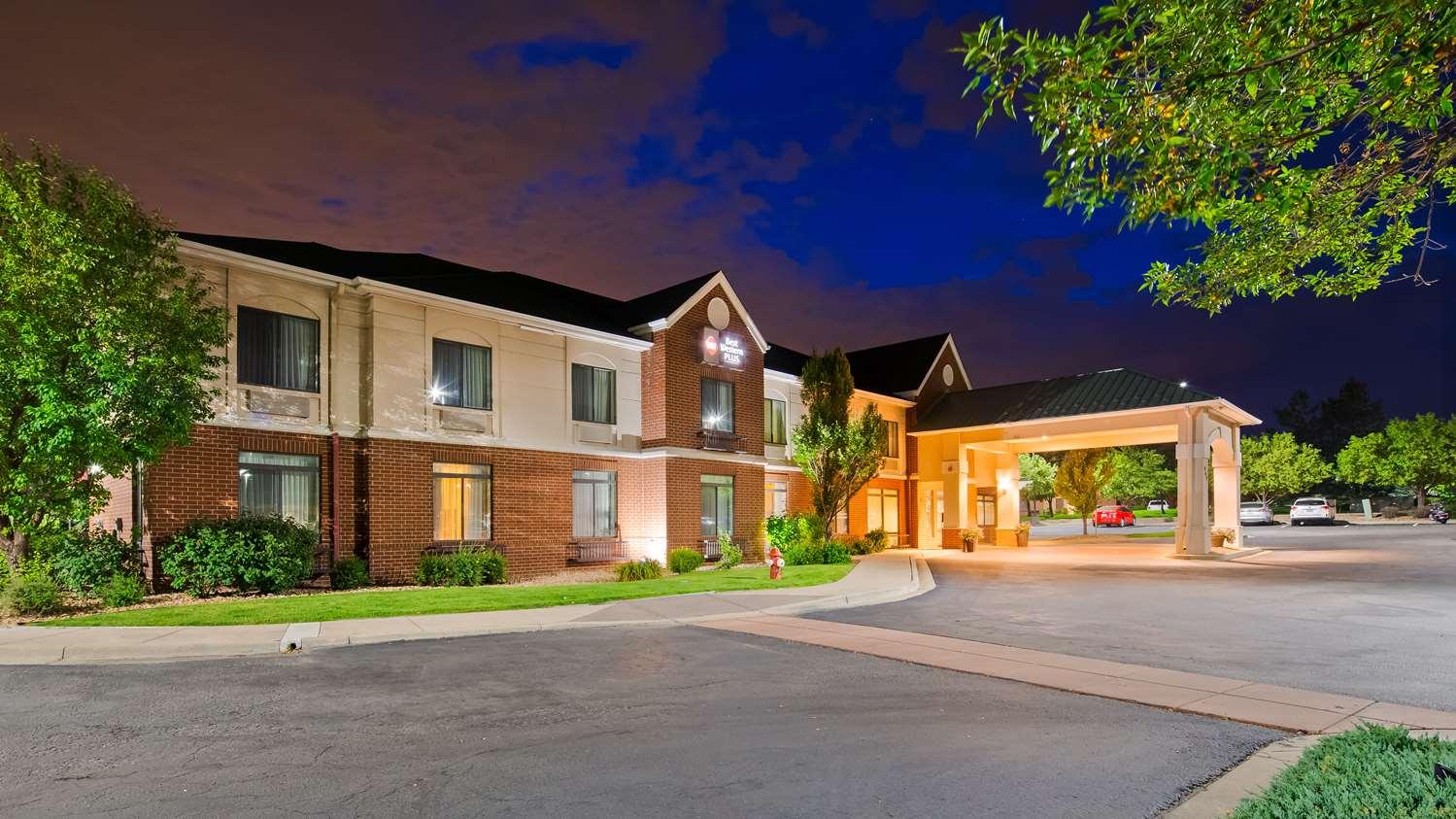 Exterior view - Best Western Plus Louisville Inn & Suites