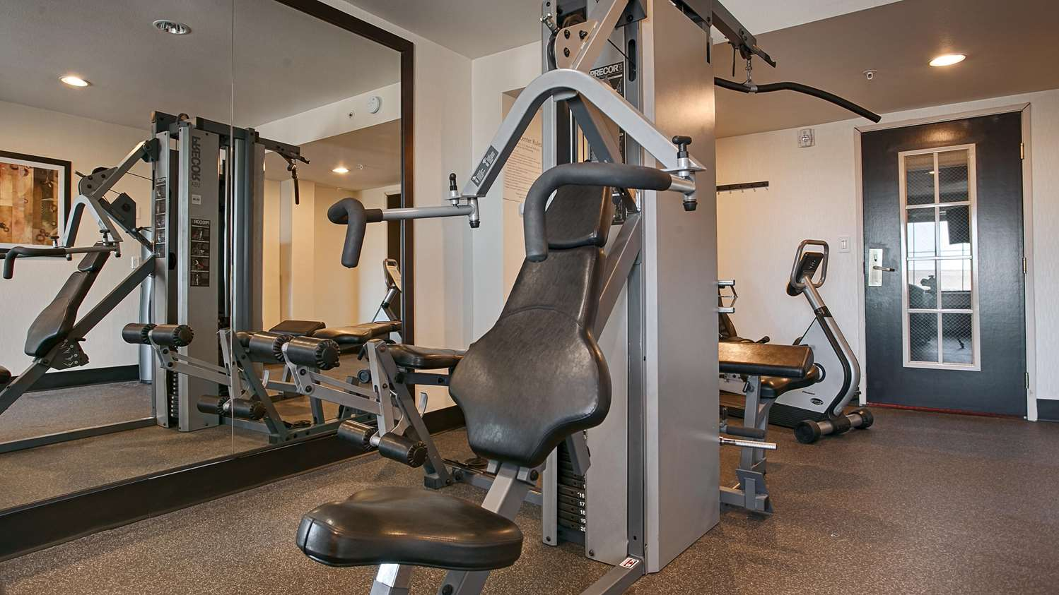 Fitness/ Exercise Room - Best Western Plus International Airport Inn & Suites Denver