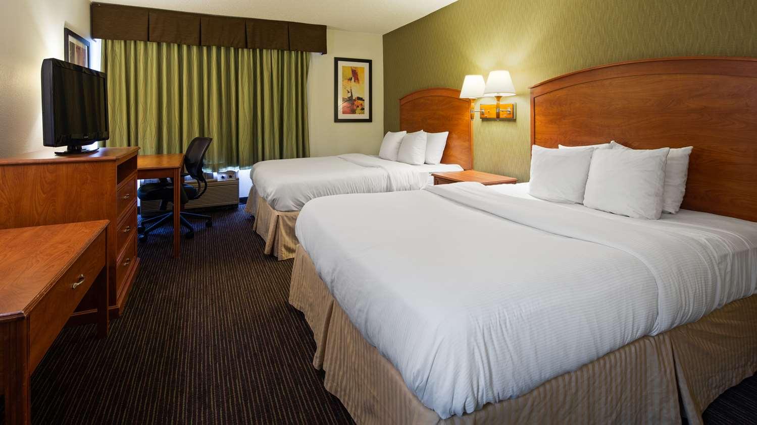 Room - Best Western Plus International Airport Inn & Suites Denver