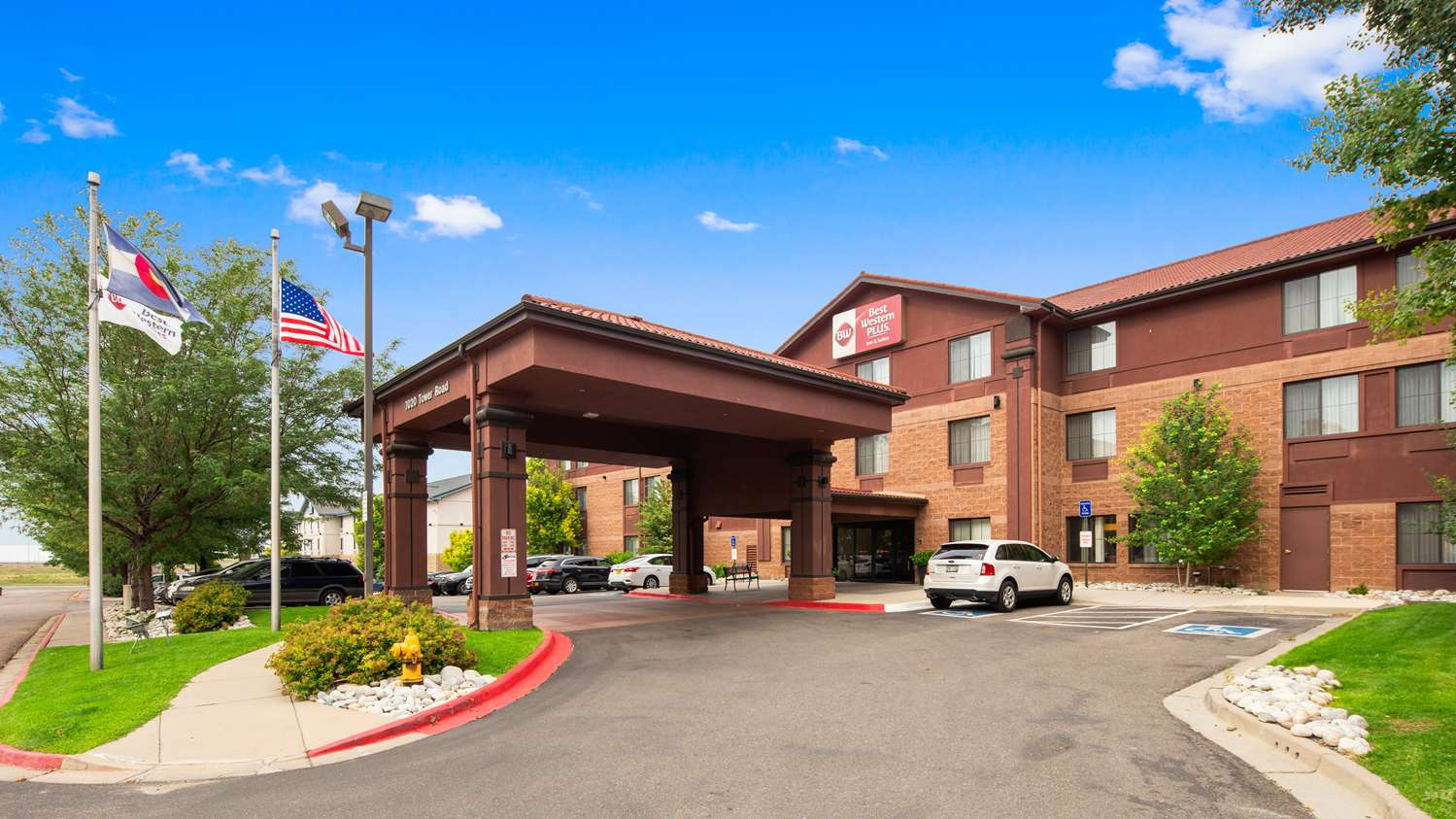 Exterior view - Best Western Plus International Airport Inn & Suites Denver