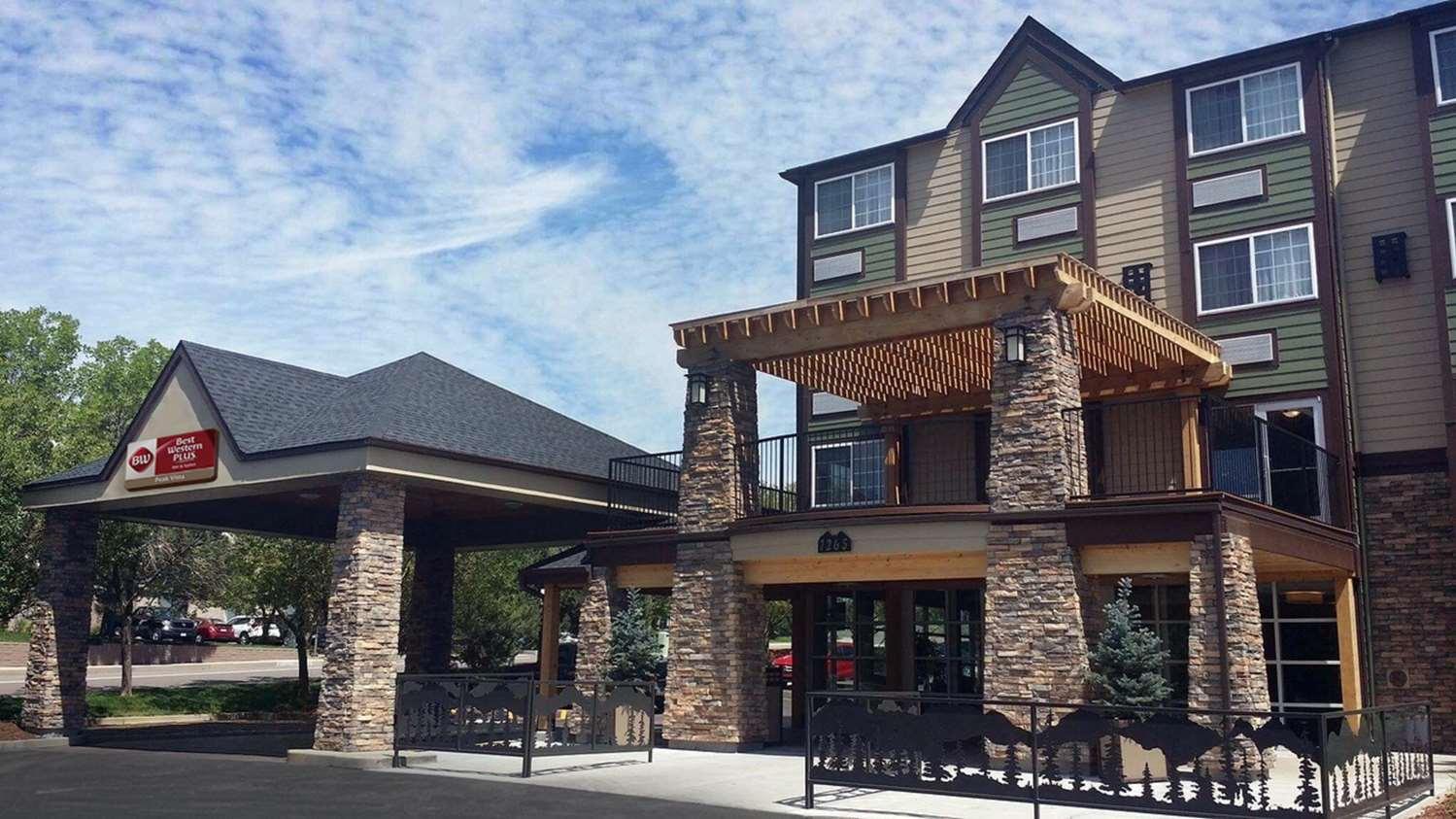 Exterior view - Best Western Plus Peak Vista Hotel Colorado Springs