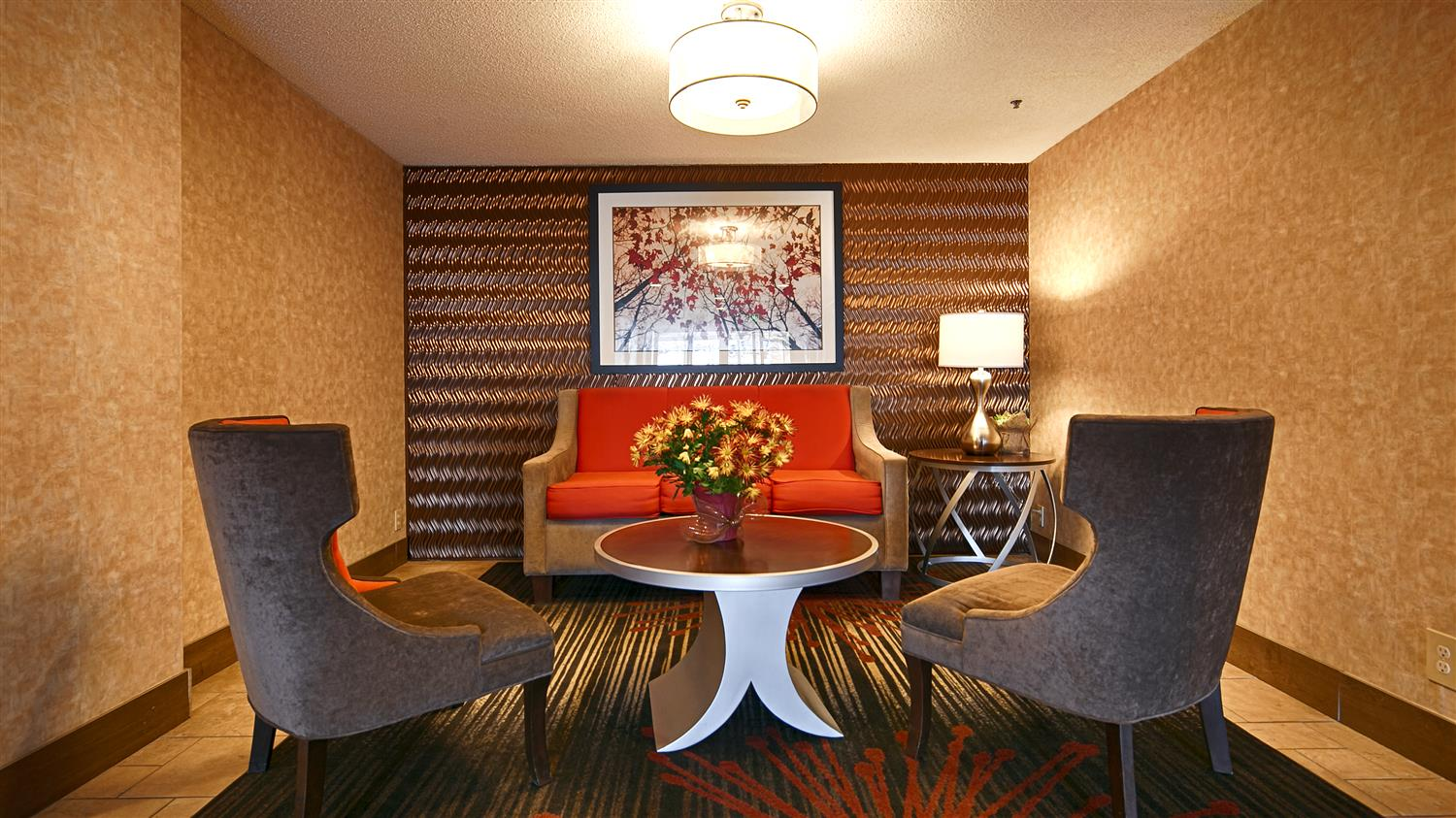 Lobby - Best Western Plus Hotel Greenwood Village