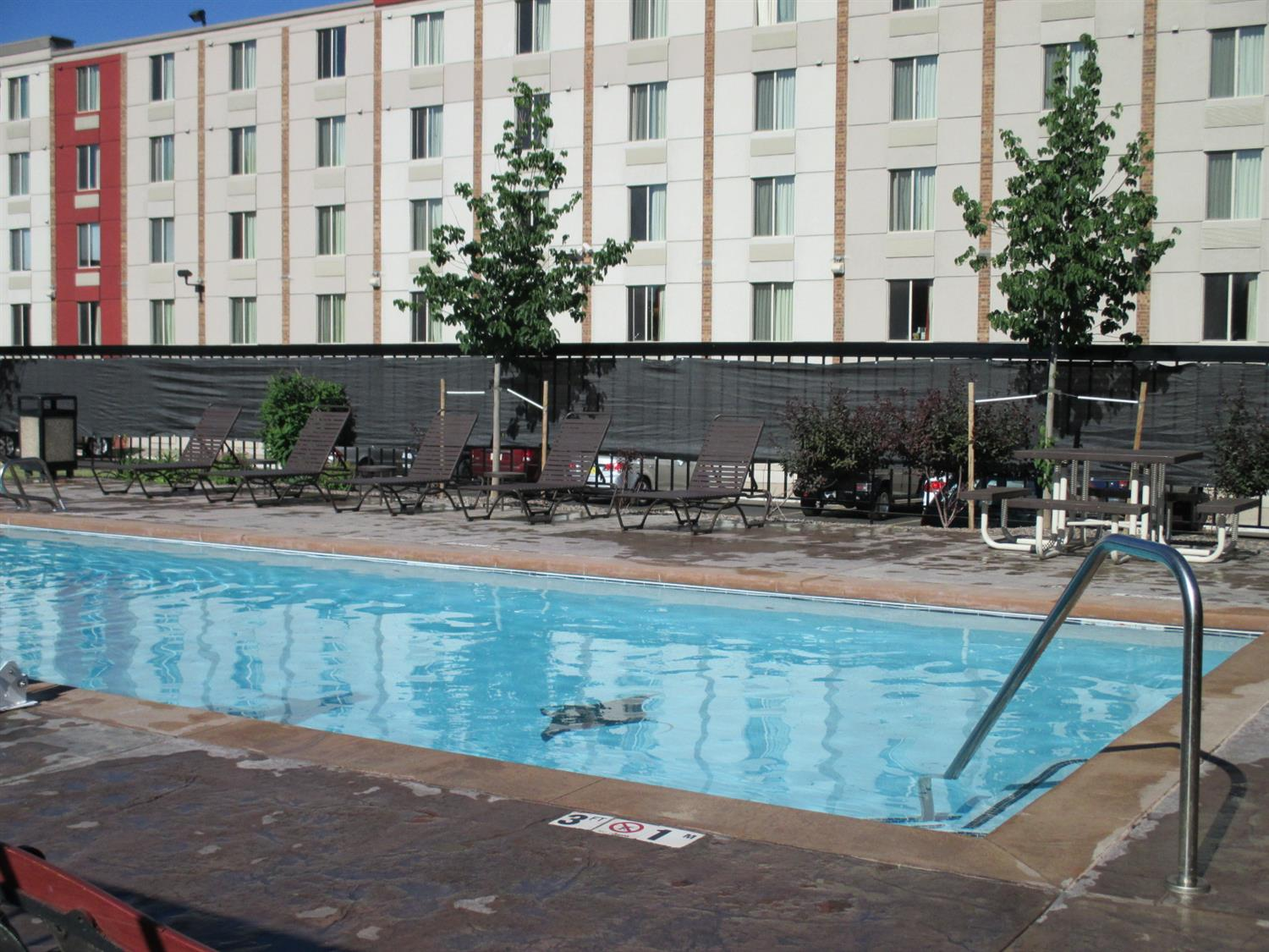 Pool - Best Western Plus Hotel Greenwood Village