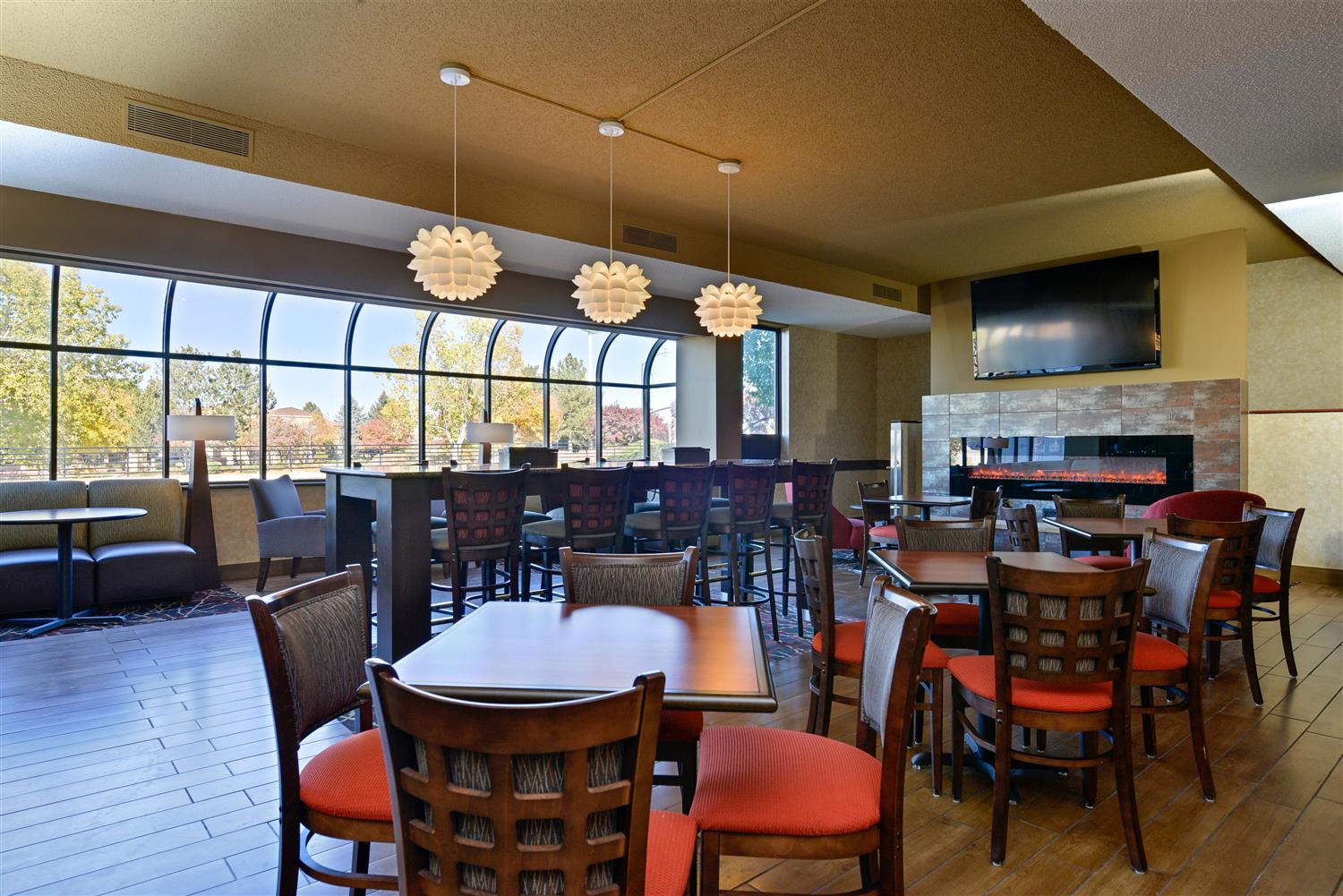 Restaurant - Best Western Plus Hotel Greenwood Village