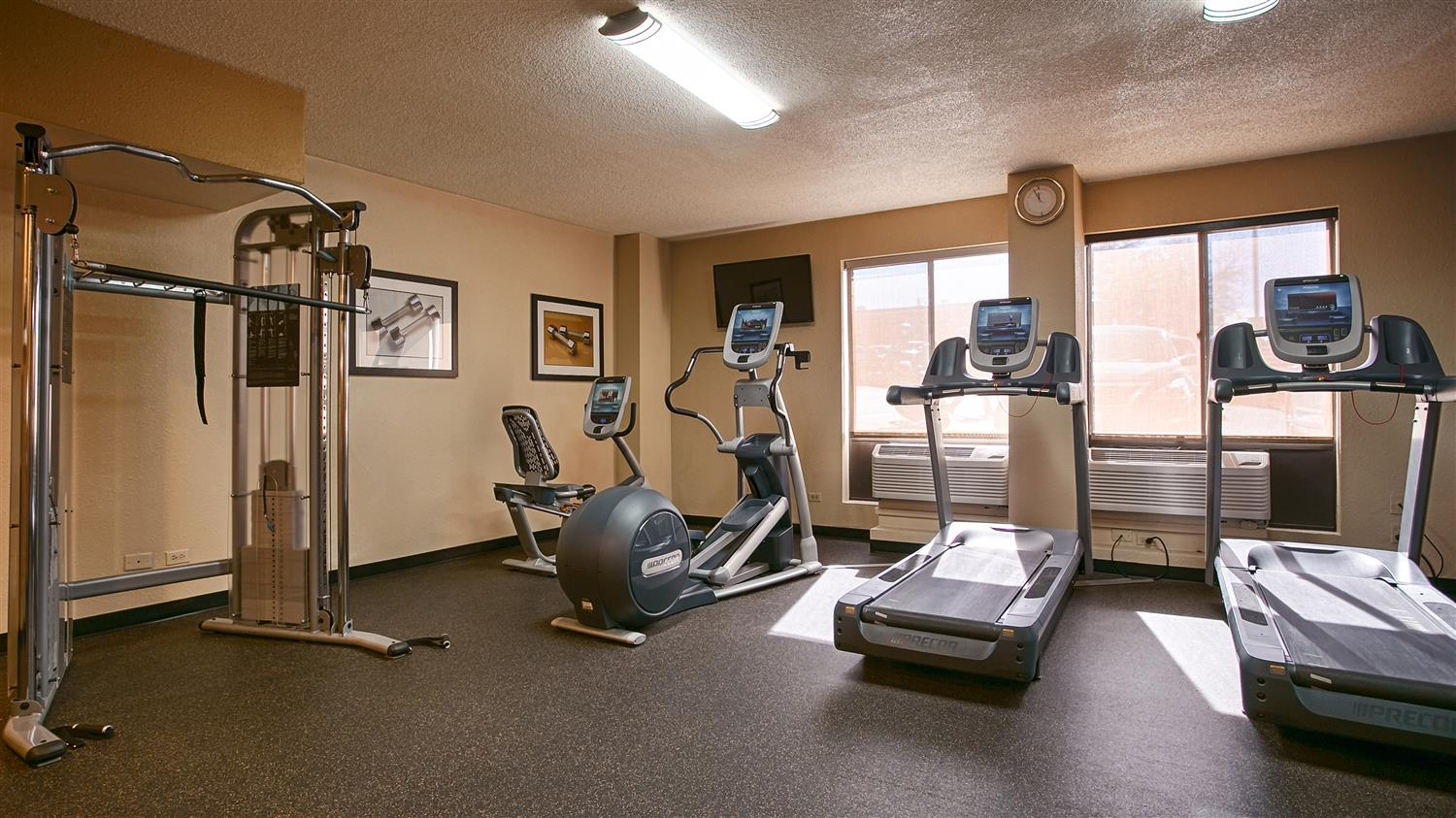 Fitness/ Exercise Room - Best Western Plus Hotel Greenwood Village