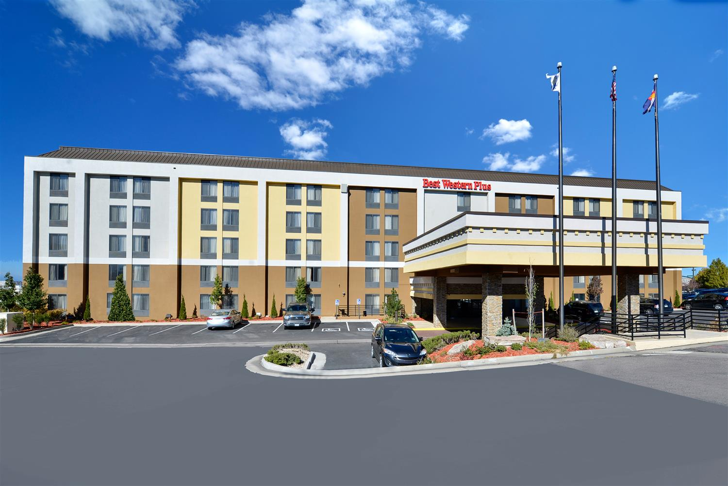 Exterior view - Best Western Plus Hotel Greenwood Village