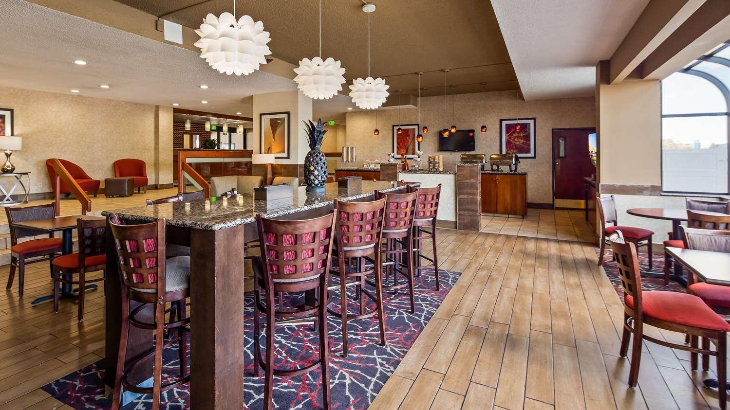 Restaurant - Best Western Plus Hotel Greenwood Village