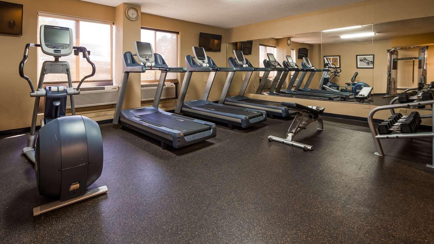 Fitness/ Exercise Room - Best Western Plus Hotel Greenwood Village