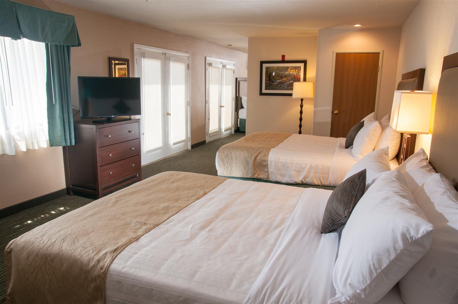 Suite - Best Western Plus Eagle Lodge