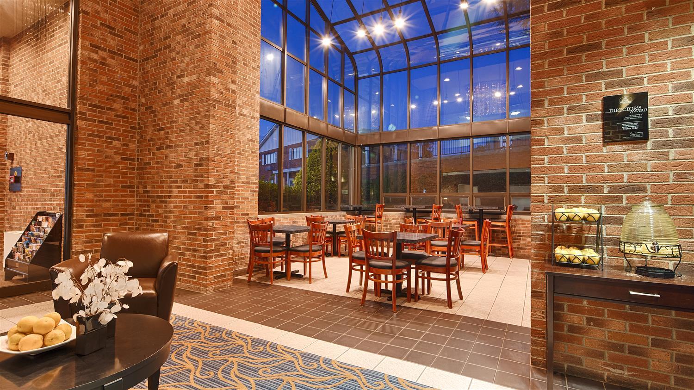 Restaurant - Best Western Danbury Hotel Bethel
