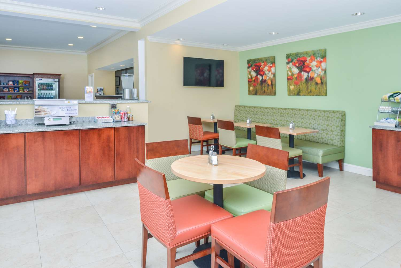 Restaurant - Best Western Regent Inn Mansfield Center