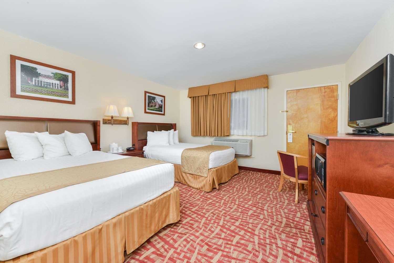 Room - Best Western Regent Inn Mansfield Center