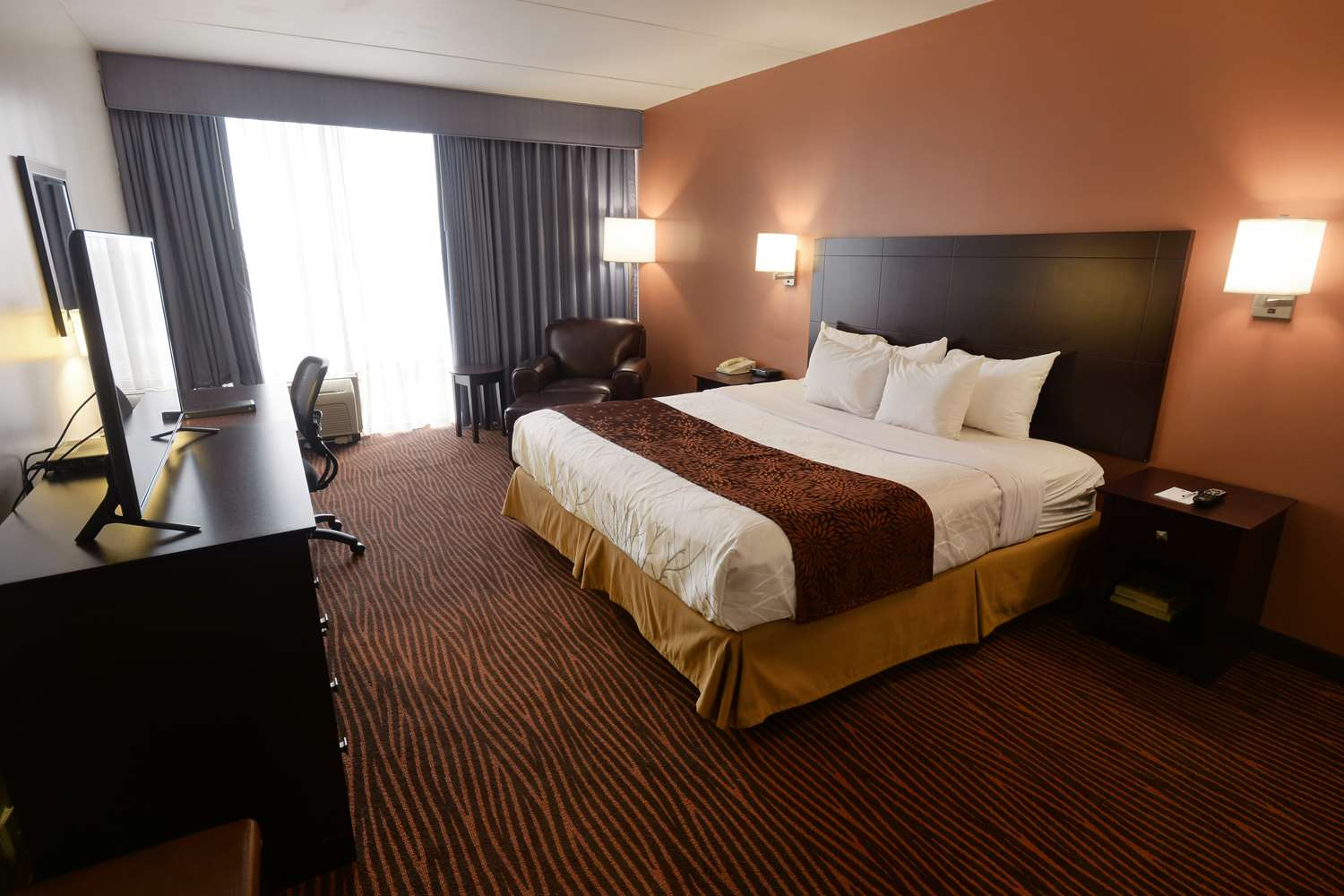 Room - Best Western Executive Hotel West Haven