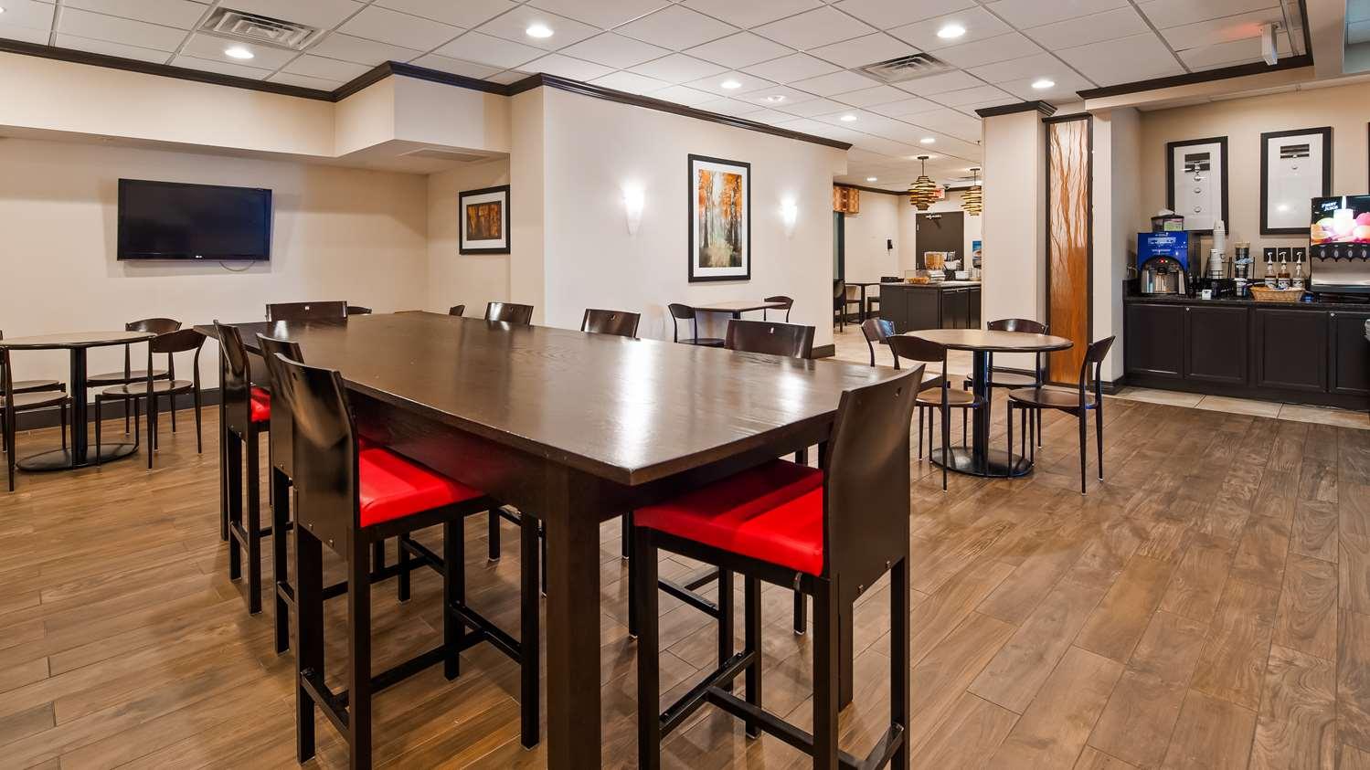 Restaurant - Best Western Executive Hotel West Haven
