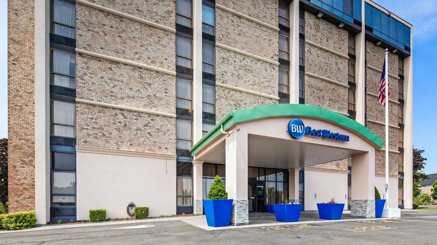 Exterior view - Best Western Executive Hotel West Haven