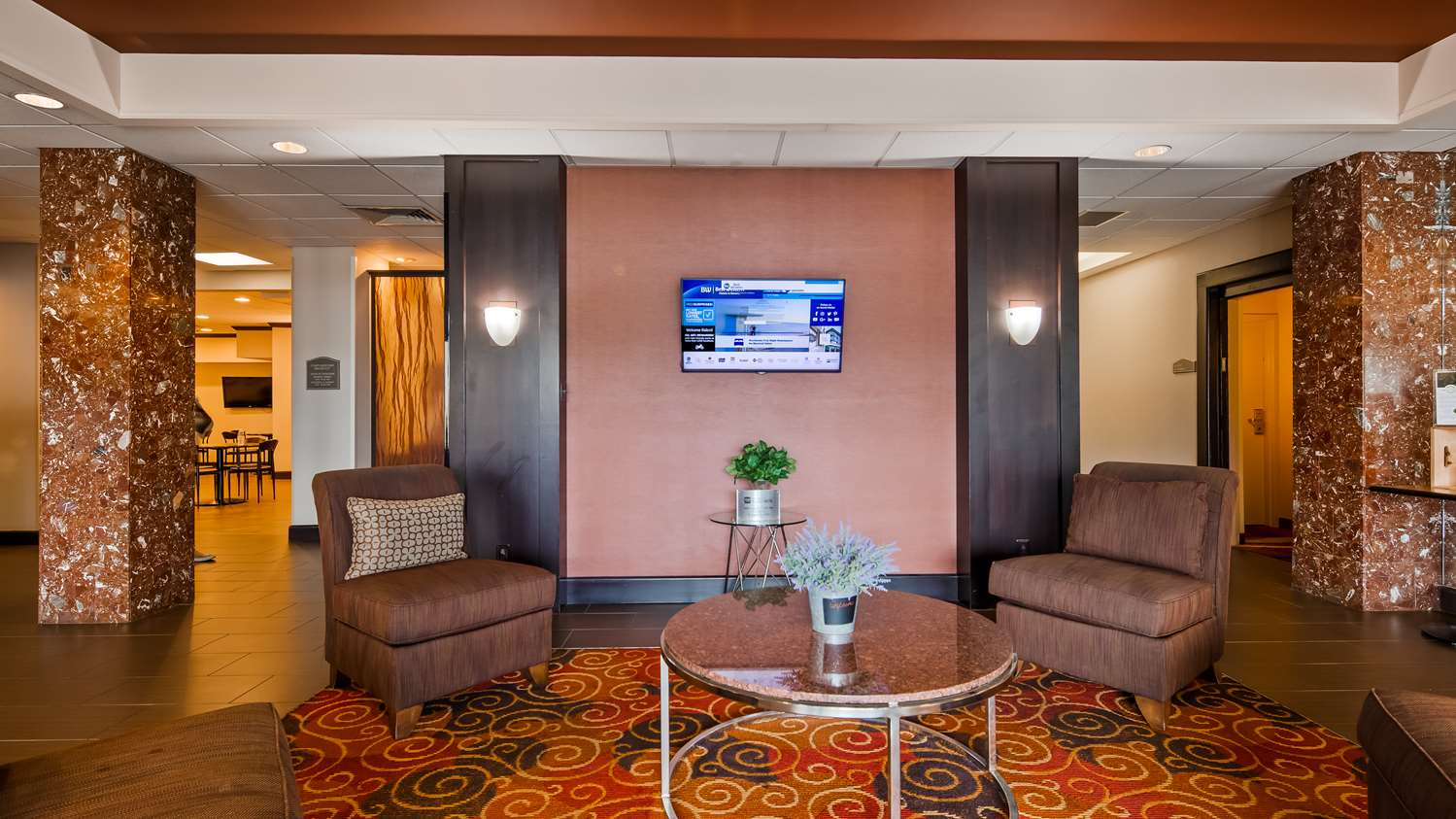 Lobby - Best Western Executive Hotel West Haven