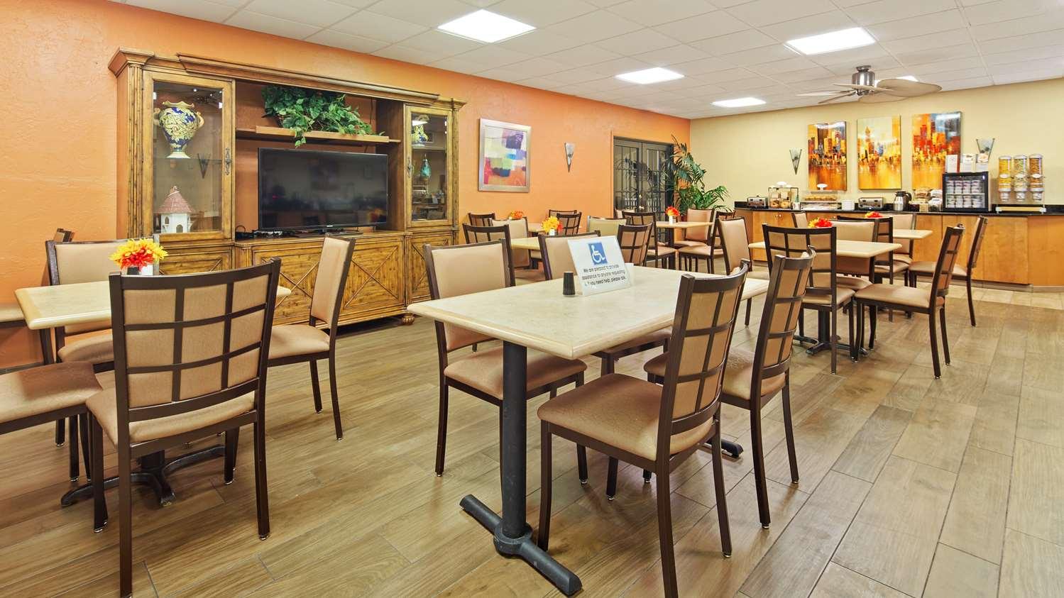 Restaurant - Best Western Plus University Inn Boca Raton