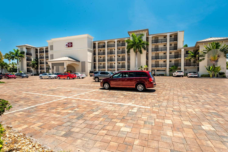 Exterior view - Best Western Plus Beach Resort Fort Myers Beach