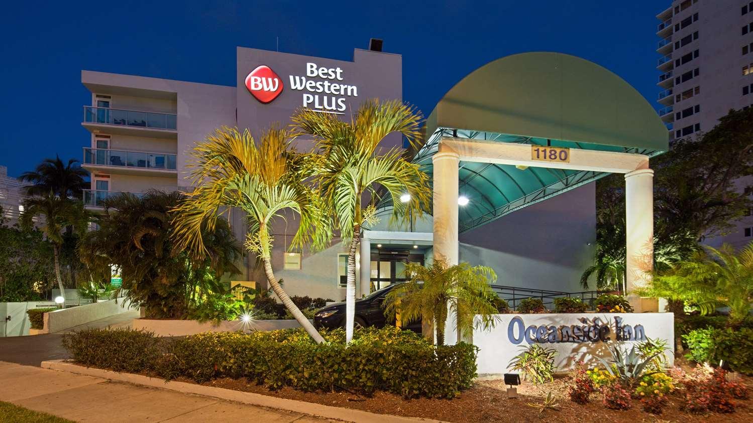 Exterior view - Best Western Plus Oceanside Inn Fort Lauderdale