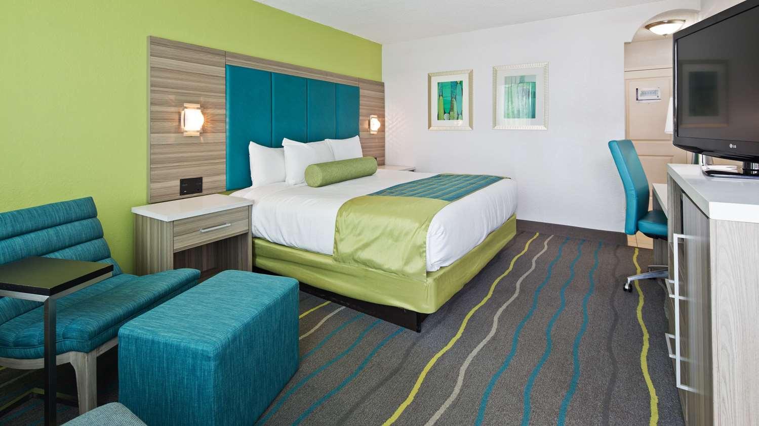 Room - Best Western Plus Oceanside Inn Fort Lauderdale