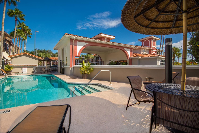 Pool - Best Western Historical Inn St Augustine