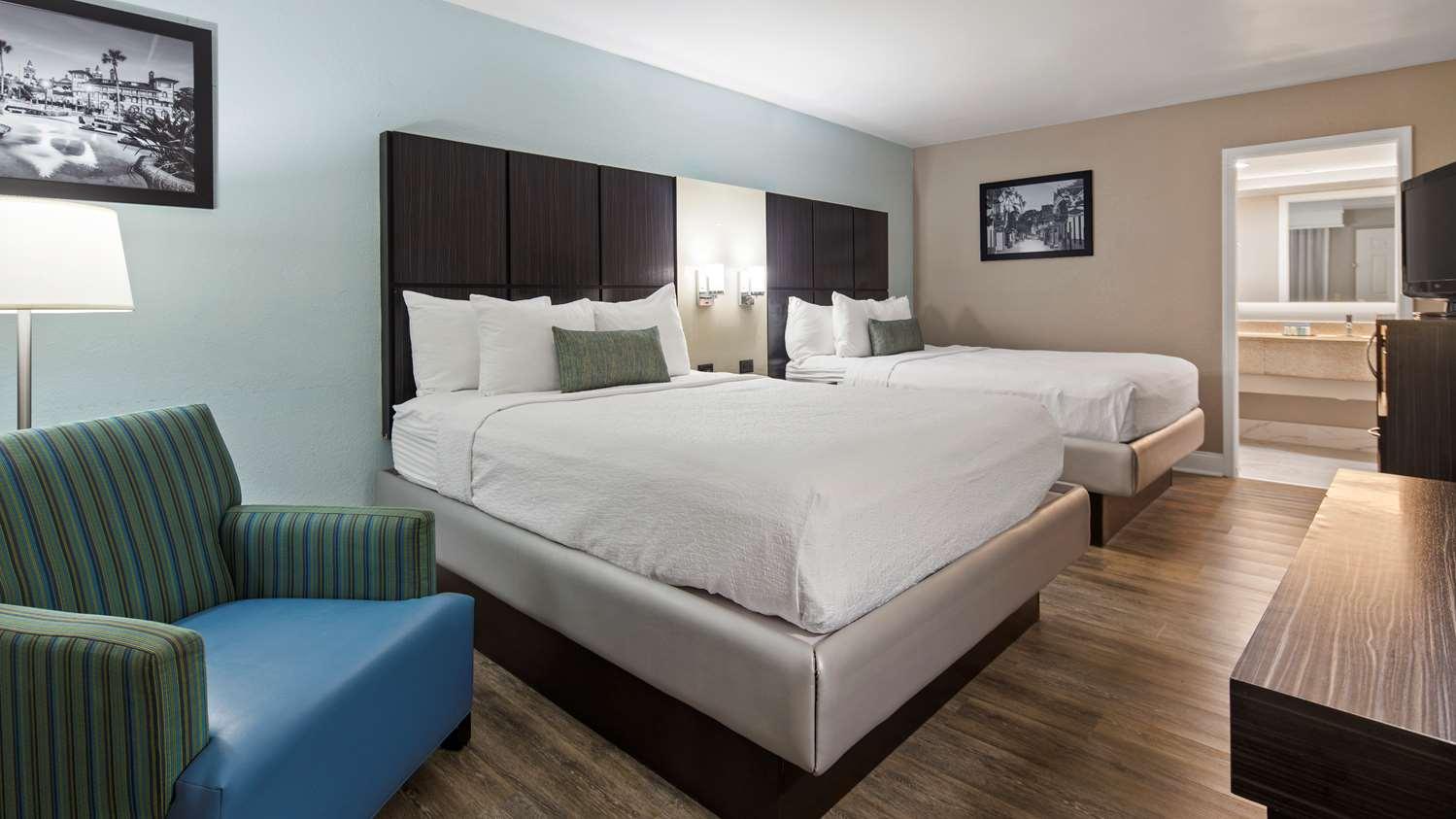 Room - Best Western Historical Inn St Augustine