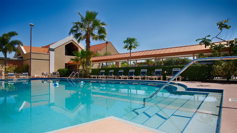 Pool - Best Western Orlando West Hotel