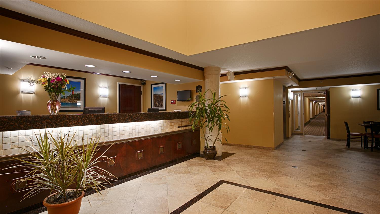 Lobby - Best Western Intracoastal Inn Jupiter