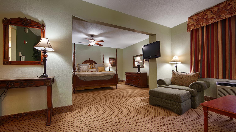 Suite - Best Western Gateway Grand Hotel Gainesville