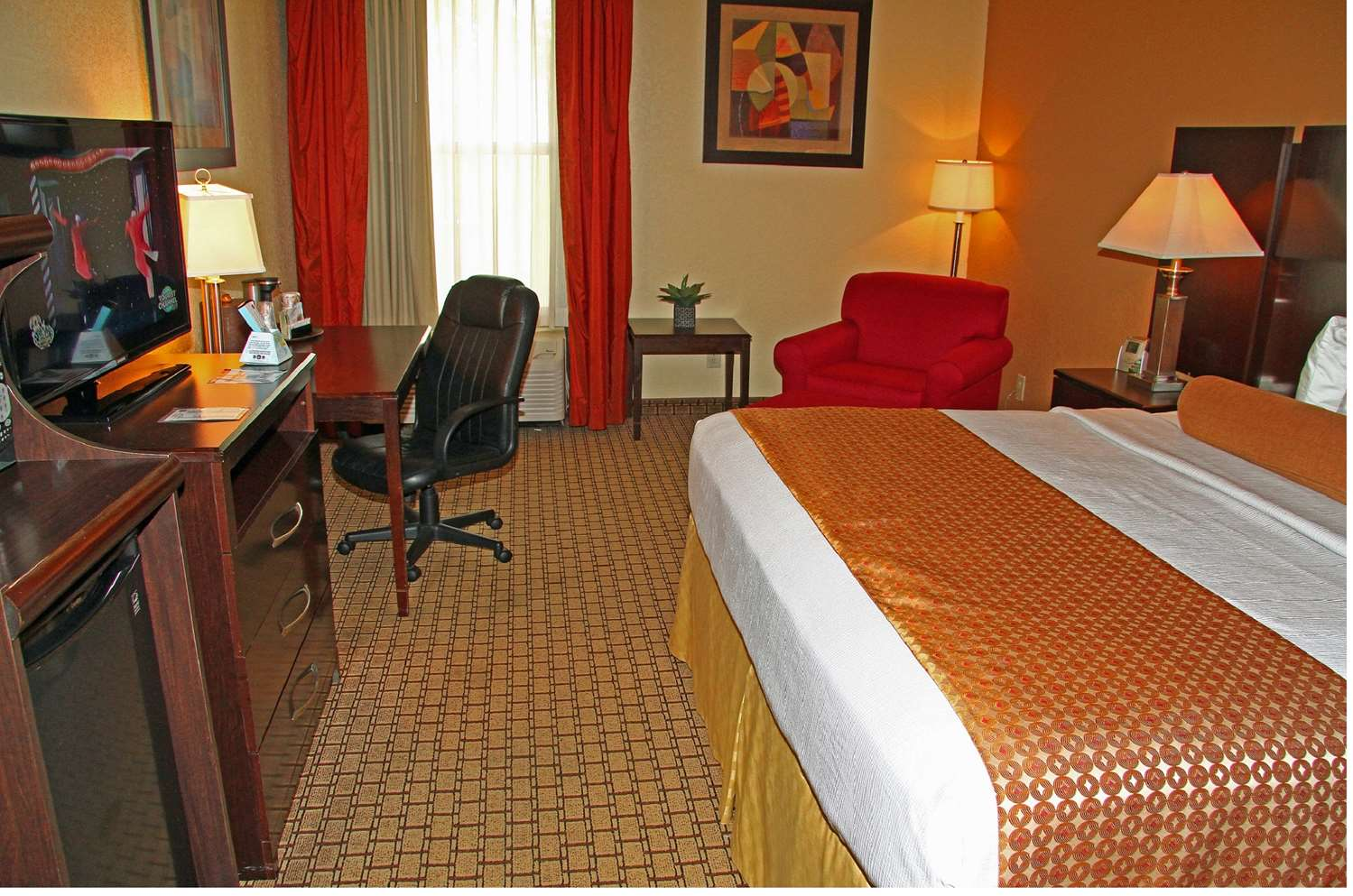 Room - Best Western Plus Universal Inn Orlando