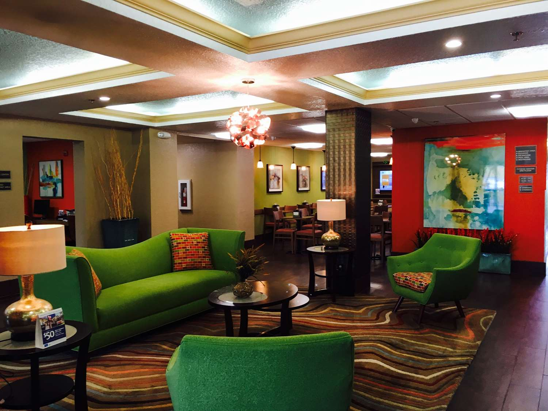 Lobby - Best Western Plus Universal Inn Orlando