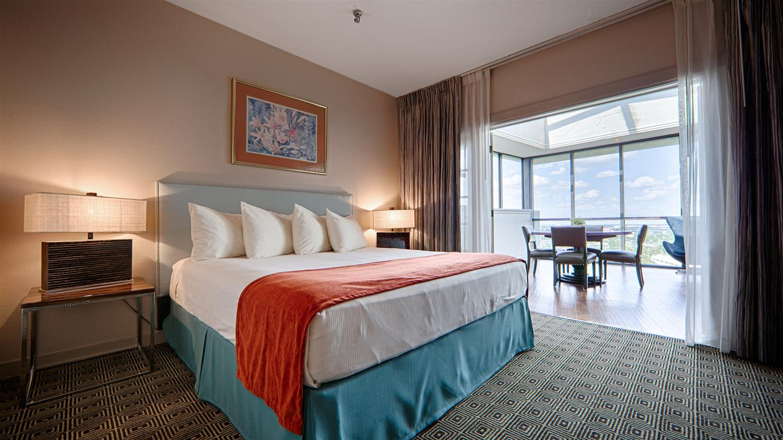 Suite - Best Western Lake Buena Vista Resort Inn