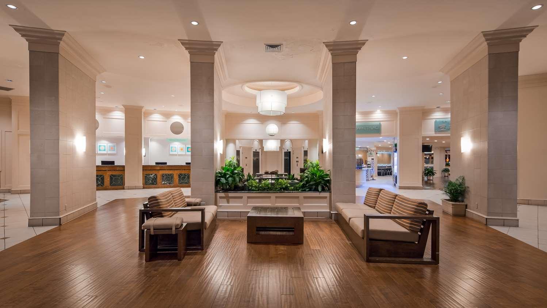 Lobby - Best Western Lake Buena Vista Resort Inn