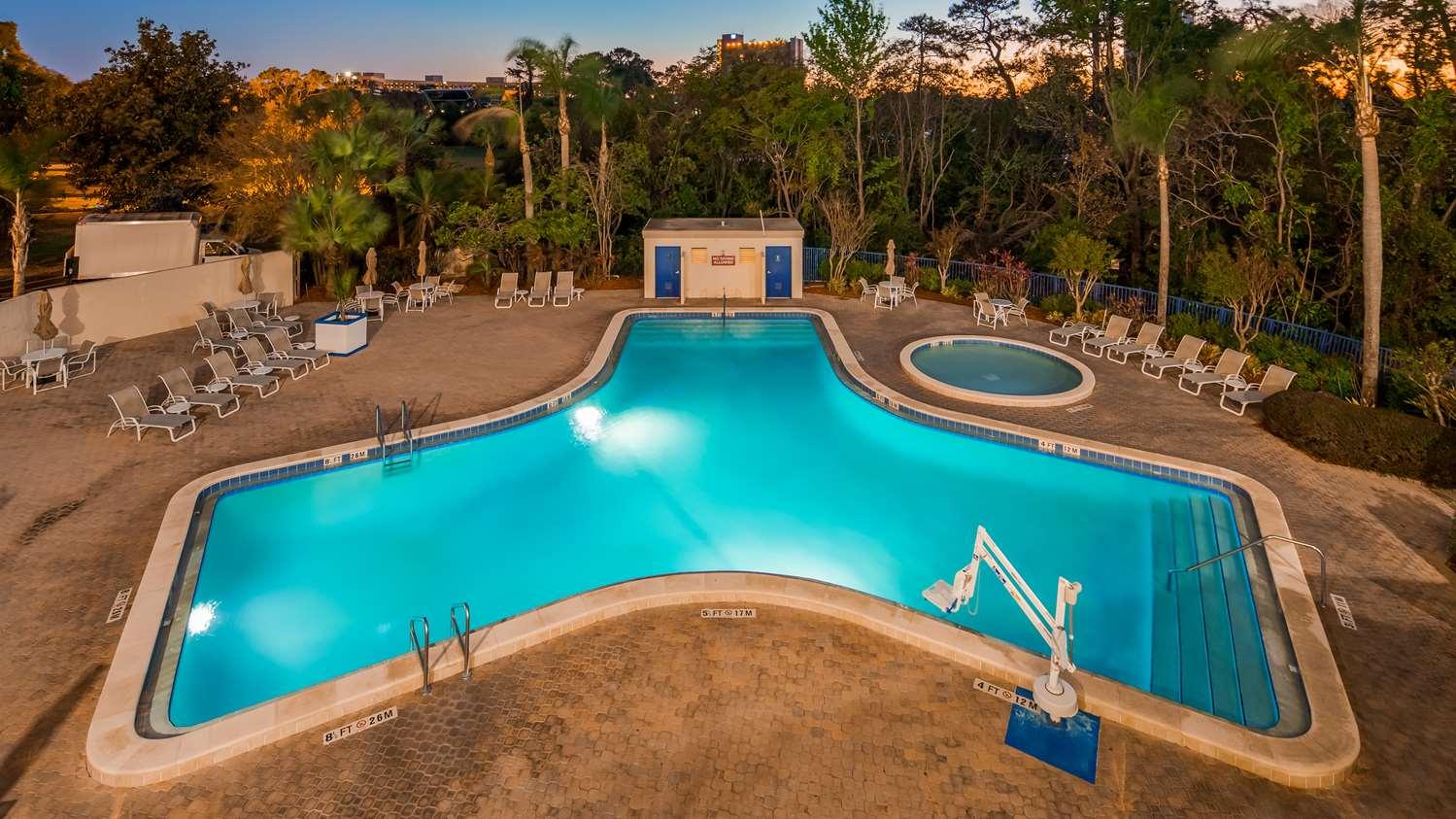 Pool - Best Western Lake Buena Vista Resort Inn