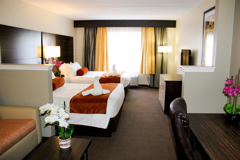 Suite - Best Western Orlando Airport Inn & Suites