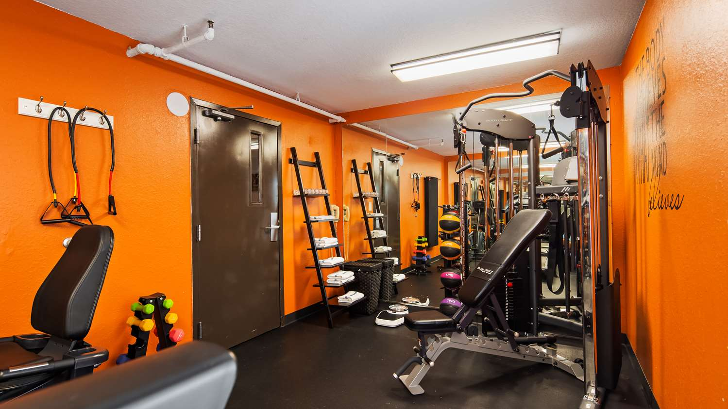 Fitness/ Exercise Room - Best Western Orlando Airport Inn & Suites