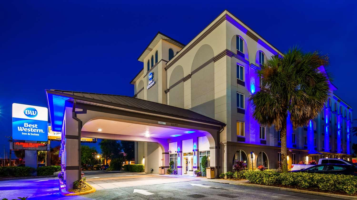 Exterior view - Best Western Orlando Airport Inn & Suites