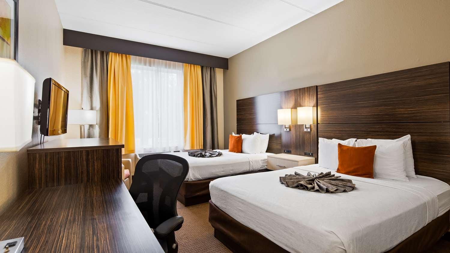 Room - Best Western Orlando Airport Inn & Suites