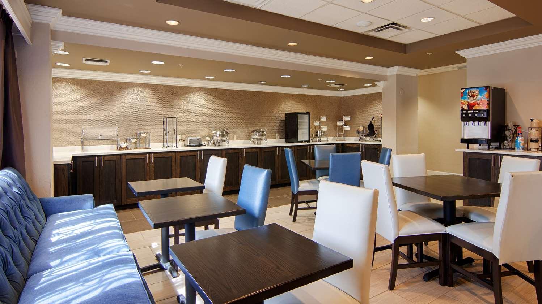 Restaurant - Best Western Airport Inn Fort Myers