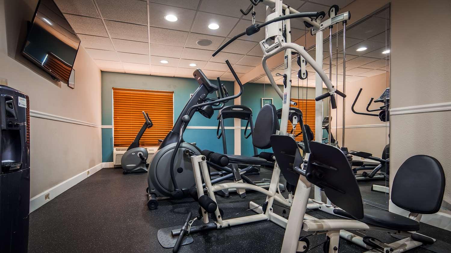 Fitness/ Exercise Room - Best Western Airport Inn Fort Myers