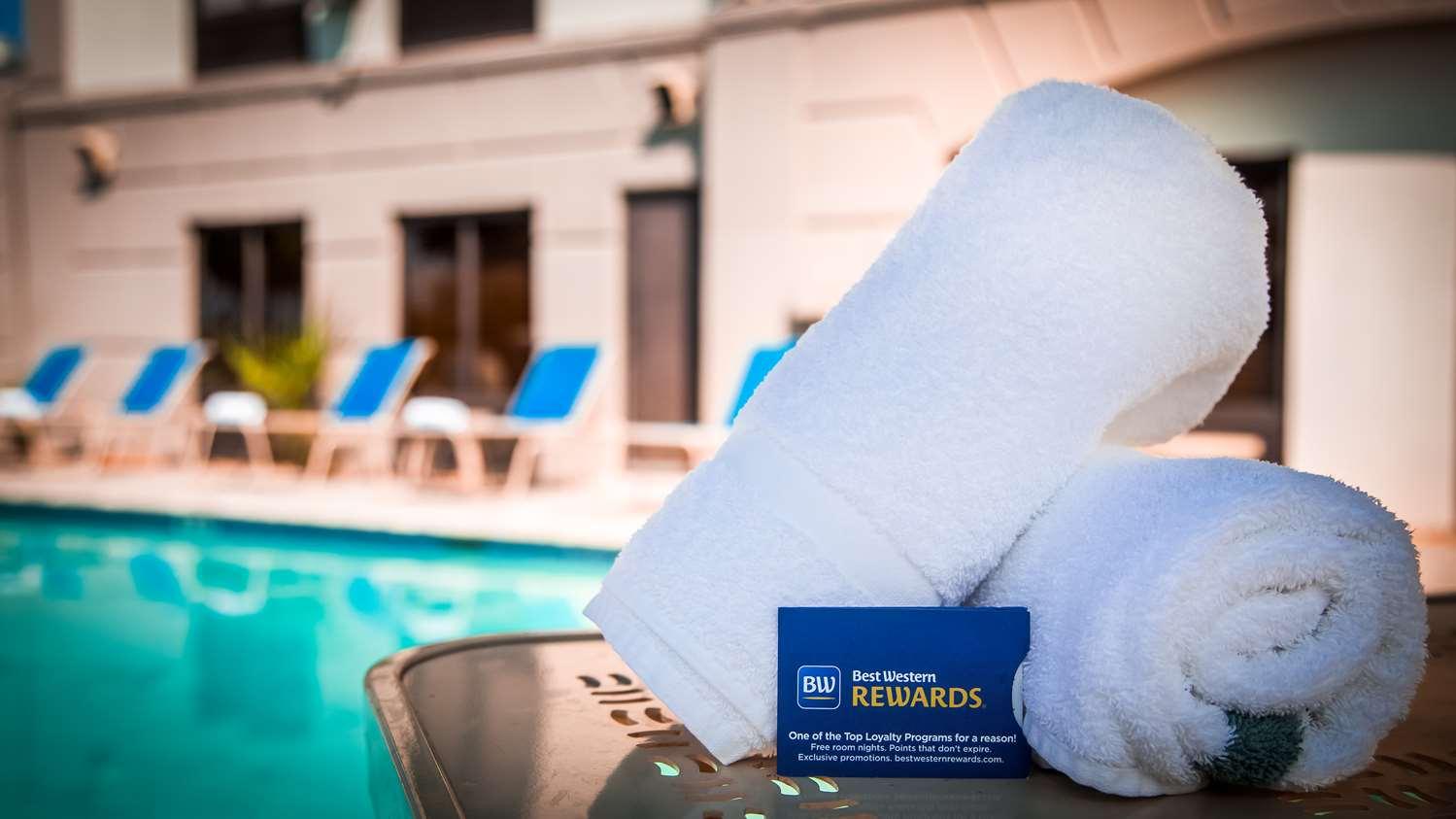 Pool - Best Western Airport Inn Fort Myers
