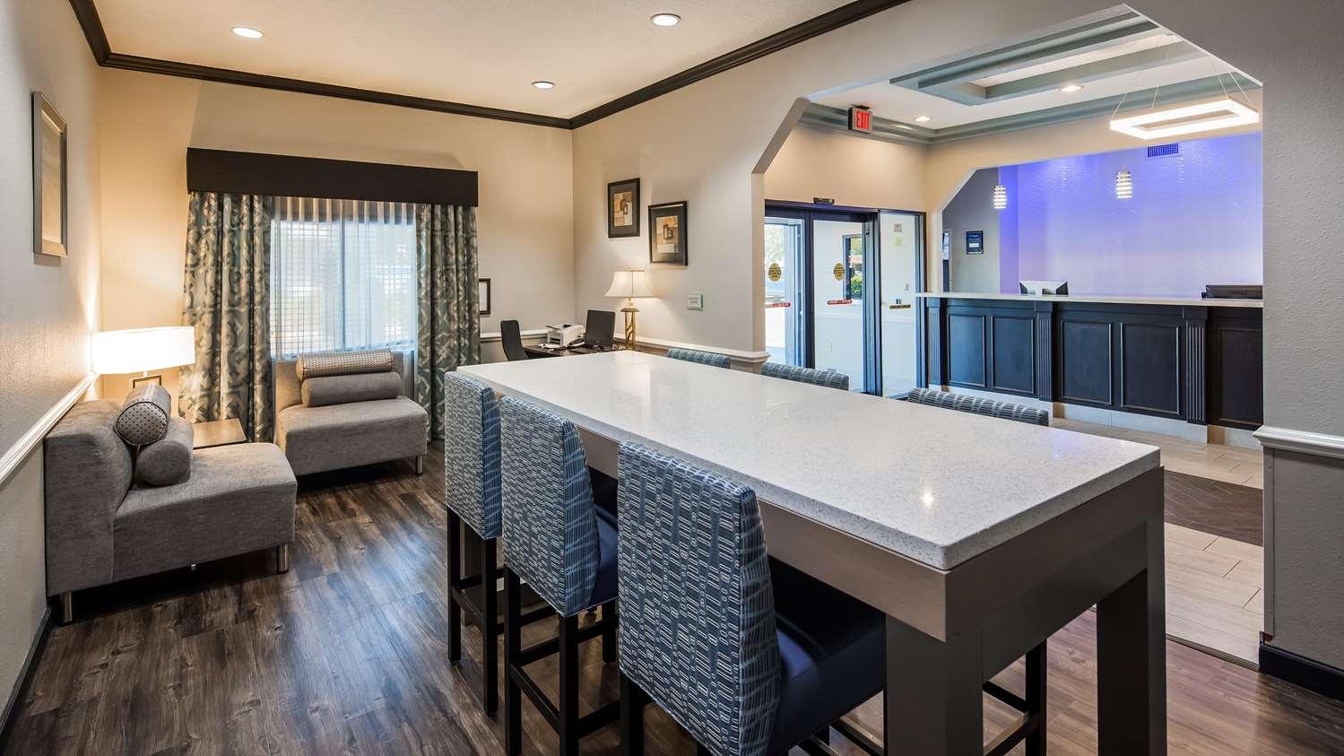 Lobby - Best Western Mayport Inn & Suites Atlantic Beach