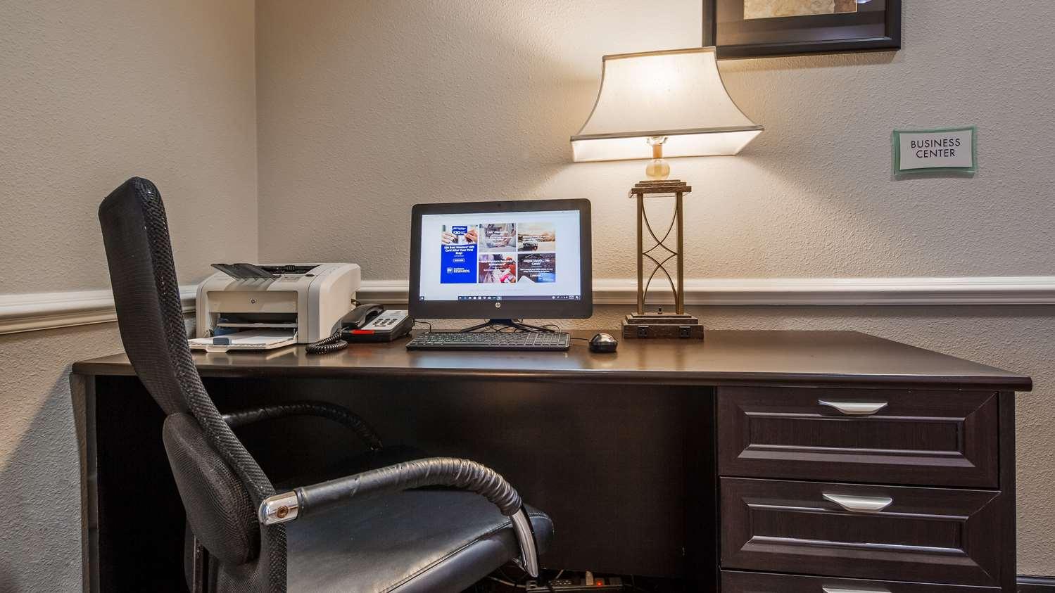 Conference Area - Best Western Mayport Inn & Suites Atlantic Beach