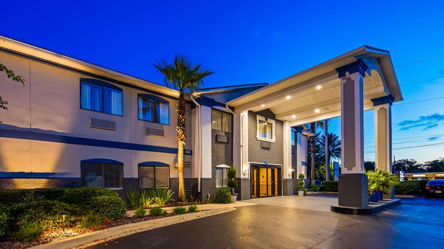 Exterior view - Best Western Mayport Inn & Suites Atlantic Beach