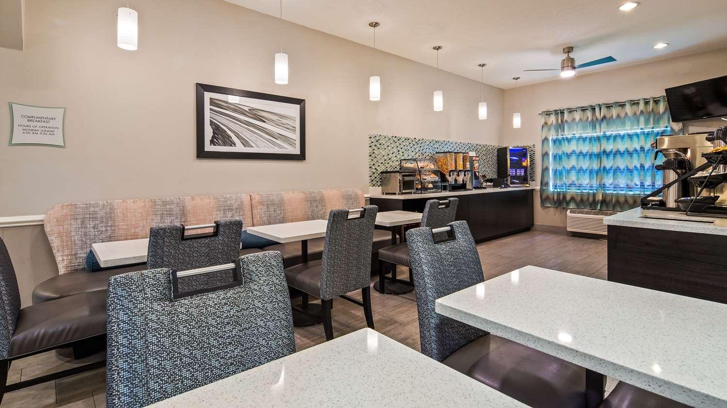 Restaurant - Best Western Mayport Inn & Suites Atlantic Beach