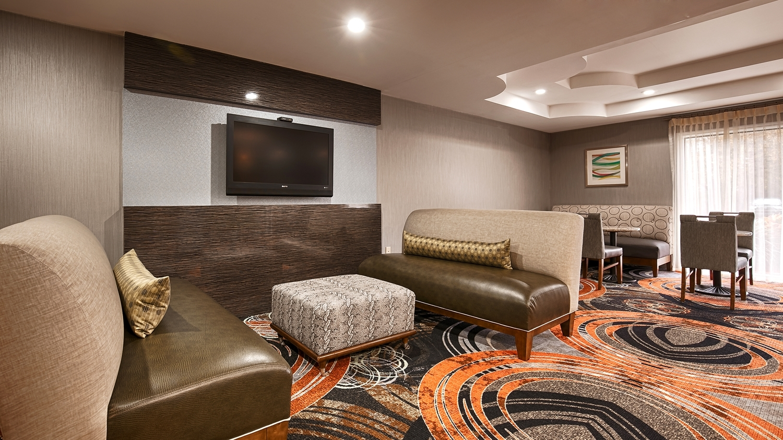 Lobby - Best Western Southside Inn & Suites Orange Park