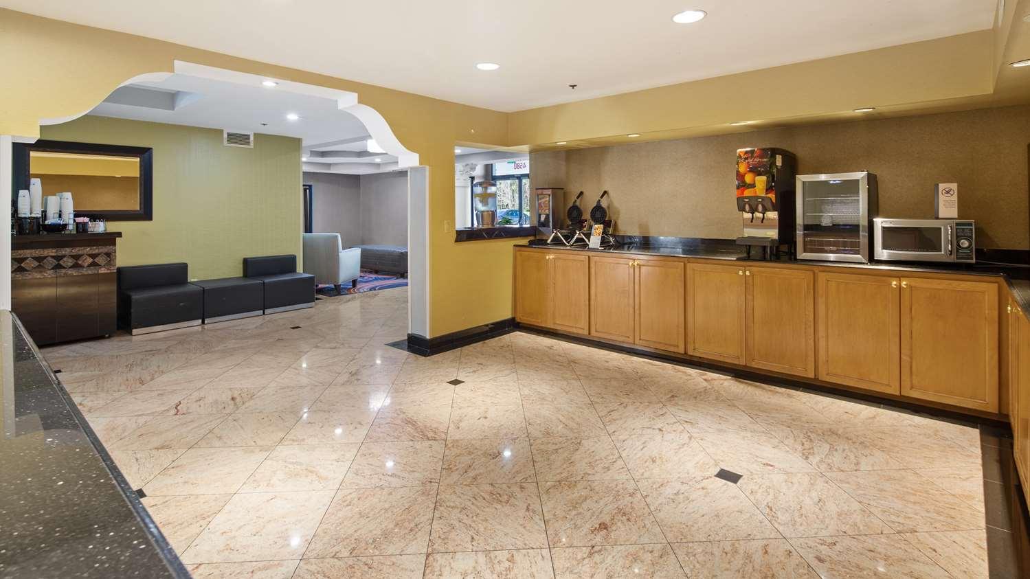 Restaurant - Best Western Southside Inn & Suites Orange Park