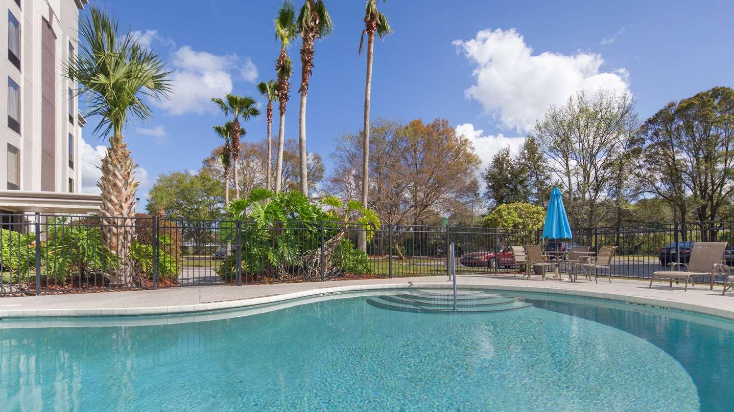 Pool - Best Western Southside Inn & Suites Orange Park